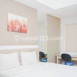 Studio/ 2BR Furnished & Unfurnished Apartment Springwood Residence By Travelio