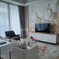 Apartment Anandamaya Residence 3 Bedroom High Floor Furnished