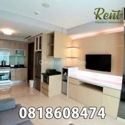 Apartemen Setiabudi Sky Garden 2 Bedroom Lantai Tengah Furnished