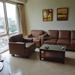 Apartemen Batavia 2 Bedroom Furnished Lantai Tinggi View Pool