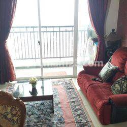 Thamrin Executive Residence 2BR Size, 66 m2
