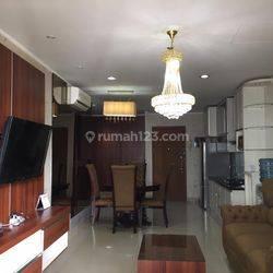 Apartemen Sahid Sudirman Residence 2 Bedroom Lantai Tinggi