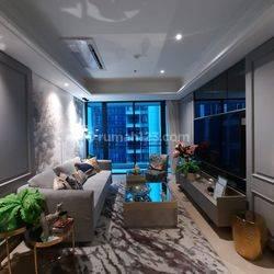 Apartemen Casa Grande Angelo 3 BR Furnished Lux Modern Interior