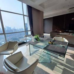 For Rent Apartemen Penthouse Casa Grande 3 BR 265 sqm 50 Mio Jakarta Selatan