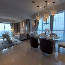 Apartment Casagrande Residence Jakarta Selatan 3BR Private Lift (RO)
