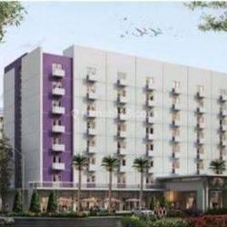 CHANDRA*apartemen luas 28m2 hadap taman d crystal residence neglasari