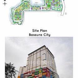 Jual Rugi Harga BU 2 BR Bassura City Tower J LT 11