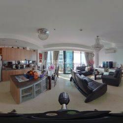 Apartement,Mewah siap huni,di Jalan Panjang, Jakarta Barat, 3BR, 170 m2