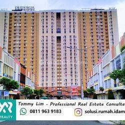 Apartemen Green Palm Kosambi. Semi Furnished. NEGO
