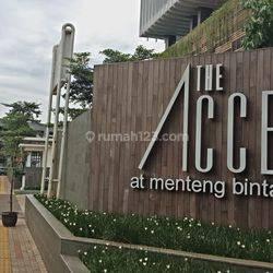 The Accent bintaro full furnish view pool