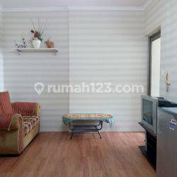 **APARTMENT MEDIT 1 TJ DUREN 2BR TOWER A LANTAI 23 FULLY FURNISHED**