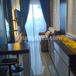 Apartment Puri Mansion, Tower Amertys, lt 11, lb 37 m2, Hrg 800 juta