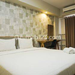 3BR Fully Furnished Apartment at Green Palm Residence By Travelio