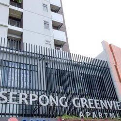 Apartemen Baru siapa huni Serpong