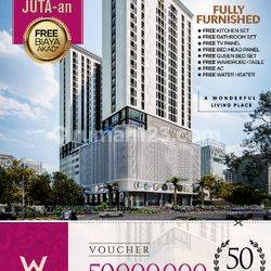 Apartemen murah West Senayan Fully Furnish