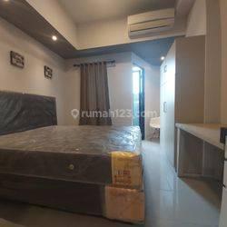 Apartment Begawan, Unit Studio Lengkap Dengan Furnish, Kondisi Baru di Lantai 5