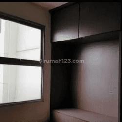 apartemen season city, 2 bedroom furnished lantai sedang view city luas 45m2 harga 700jt nett