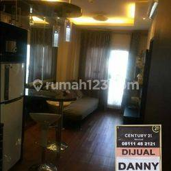 JUAL MURAH : Jakarta Barat, Apartement Puri Park View, Tower AAB, Lantai 23