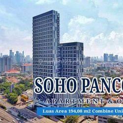Disewakan unit baru di Apartment SOHO