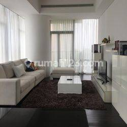 Apartemen Mewah Verde Residence 3 BR, 3 BA, fully furnished, city view, good interior, best price, negotiable