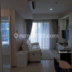Dijual Apartemen MEWAH MURAH 2+1 BR Casa Grande Tower Montana, Kota Kasablanca Jakarta Selatan