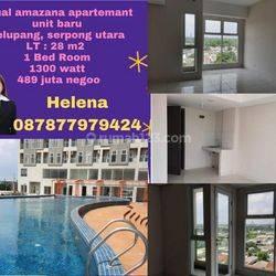 Bagus lokasi Apartemant amazana residence jelupang serpong utara