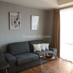 Apartemen Batavia 1 Bedroom Lantai Tinggi Fully Furnished
