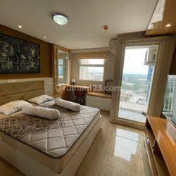Apartemen Studio Furnished Mewah Kawasan BSD (HARGA BU BERSAHABAT)