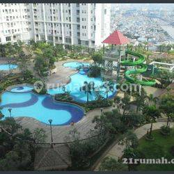 SEASON CITY ~ 2BR ~ 52SQM ~ HARGA 849JT ~ FURNISHED ~ JAKARTA BARAT