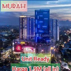 Dijual Apartemen Podomoro Deli City Medan