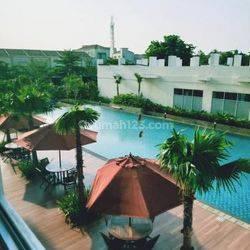 Citra Living Lotus Tower: Apartemen Murah Di Jakbar Furnished Free Ppn