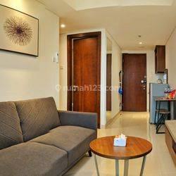 Sewa Murah Apartemen 2BR Pollux Habibie Sea View Furnish Batam Center