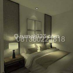 Sudirman Suites 3 BR Full Furnished