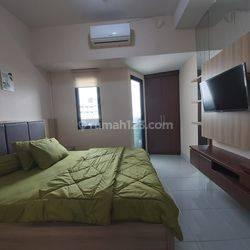 Apartment Tipe Studio Dengan Furnish Lengkap Di Begawan Apartment. View Kota Malang