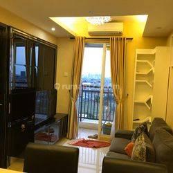 Dijual Apartemen 3BR Bassura City Tw B lt 12 AA FURNISH