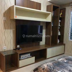 Dijual Apartemen 3BR Bassura City Tw B lt 12 AC FURNISH
