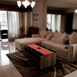 [07999C] Apartemen Permata Hijau Residences Jakarta Selatan - 3BR Furnished