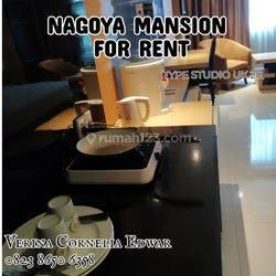 disewkaan 1unit apartemen towerA nagoya mansion