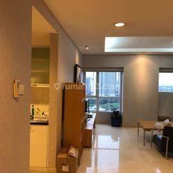 Apartemen Somerset Permata Berlian, Ls : 121 m2, Full Furnished