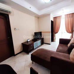 Apartemen Bellagio Residence 1 Bedroom Lantai Tengah Furnished