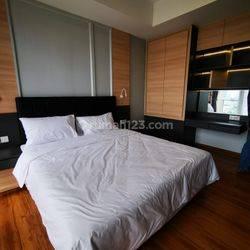 Apartemen Sudirman Hill Tipe Studio Full Furnished Siap Huni