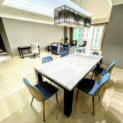 Pakubuwono Residence 3 Bedrooms Fully Furnished For Lease
