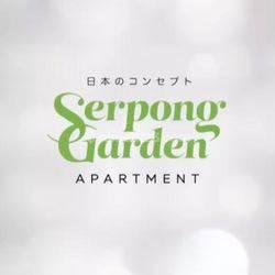 Serpong Garden, Dijual Cepat BU TERMURAH Apt 2Br, Lt 35M2 Rp 680Jt