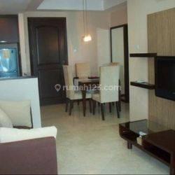 Apartemen Bellagio Residence 2 Bedroom Lantai Rendah Furnished
