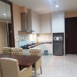 Luxury Apartmebt with City View at Fourwinds Apartment Senayan