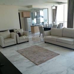 Apartemen The Peak Sudirman 3 Bedroom Hadap Timur Full Furnished