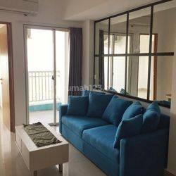 Apartemen The Nest, Karang Tengah, 46m2, 2BR, Corner, Furnished, Harga 575jt Nego