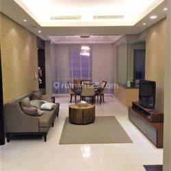 Dijual Apartemen The Peak Sudirman Type 3 Bedroom Fully Furnished APT-A3680