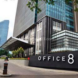 Ofiice 8 Senopati Scbd Sudirman 1 Lantai Jarang Ada Kawasan Elite