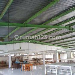 Pabrik di Jalan Raya Lembang, Cocok Untuk Investasi